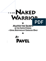 The Naked Warrior - Pavel