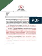 Modelo InformedeDiagnóstico