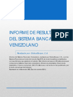 Informe Sistema Financiero Venezolano Septiembre 2019