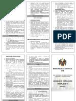 Licencia de Edificación Modalidad C_2016