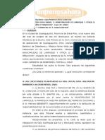 Fallo Tribunal Gualeguaychú Caso Pedroza (9/10/2019)
