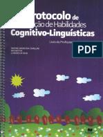 Protocolo de Avaliação de Habilidades Cognitivo-linguísticas