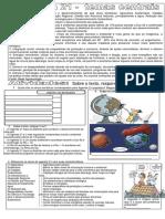 A Agenda 21 Brasileira Contempla o Desenvolvimento de Seis Eixos Temáticos