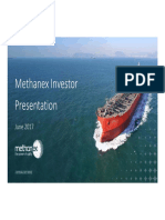 Methanex Overview