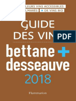 Guide Des Vins 2018 - Michel Bettane, Thierry Desseau