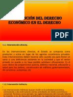 Intervención Del Derecho Económico en El Derecho
