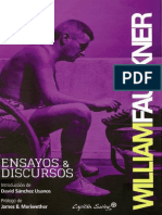 Faulkner William - Ensayos Y Discursos.pdf