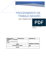 pts productos quimicos