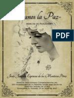DANOS LA PAZ (PDF)_Danos La Paz - Partitura .PDF