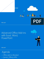 Advanced Office Add-In