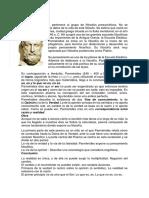 Parménides Final