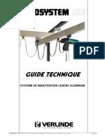 Guide Technique Eurosystem Alu Fr 2016