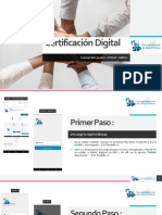 Manual Para Certificados Digitales ENSAP