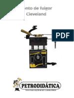 Ponto de Fulgor Cleveland Elétrico Com Passador Manual