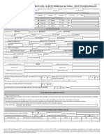 formulario SARLAFT