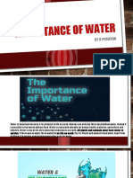 Importance of water.pptx