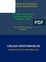 Catedra de Cirugia II. Ciclo 2 Primera Clase. (1)