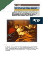 SAN JOSÉ ASUNTO AL CIELO + Revelado a la Venerable María de Agreda