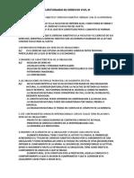 Cuestionario 2 Derecho Civil III