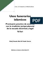 Costumes Funerarios Islamicos