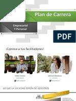 Plan de Carrera Empresarial