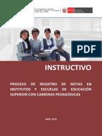 04 Manual Instructivo Registro de Notas SIGES (2)