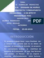 Diapositas de Proyecto