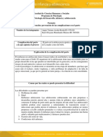 Plan de Intervencion Parto en Adolescentes 1