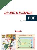 Diabète insipide