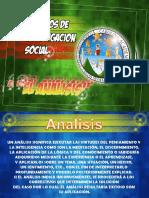 Exposición Análisis Metodos de Investigación Social