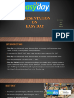 Presentation on EASY DAY