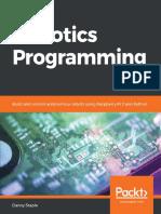 robotics programing