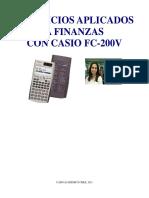 Ejercicio Calculadora Fc 200v