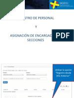 Instrucciones Registro de Personal 2019-2020