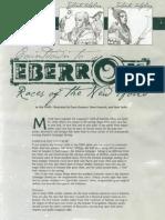 Eberron Races (Dragon Magazine #317)