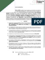 A. Demanda Laboral Señor Ivan Sanjuan Rincon