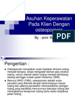 askep osteoporosis..