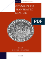 (Brill's Companions to European History) Donald J. Harreld - A Companion to the Hanseatic League-Brill Academic Pub (2015).pdf