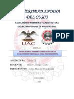 Aplicacion Ecuaciones Diferenciales en La Ing. Civil