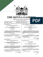 Uhuru makes parastatal appointments
