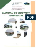 Manual de Gestion Ambiental - Pbc
