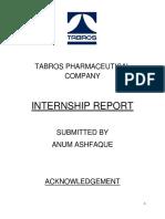 TABROS PHARMACEUTICAL COMPANY.docx