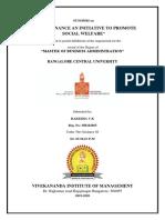 Micro Finance 1