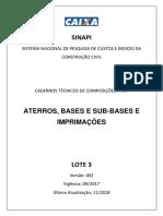 Sinapi Ct Lote3 Bases e Sub Bases v002