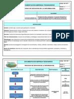 Documentacion de Difucion de La Informacion