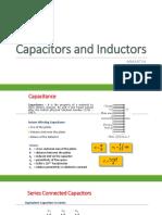 EEA101 Capacitors and Inductors