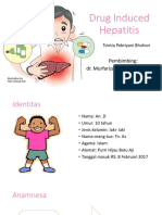 Drug Induced Hepatitis