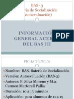 BAS-III