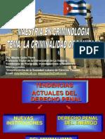 Criminalidad Agosto 2009