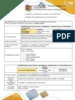 Matriz de Categorización Unidad 1 2019